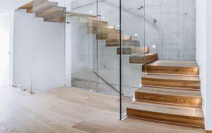 Kragstufentreppe Alber Treppen